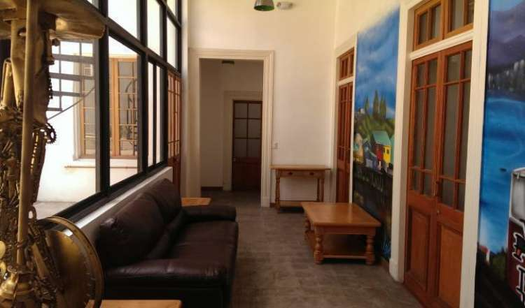 best regional hotels and hostels in Santiago, Chile