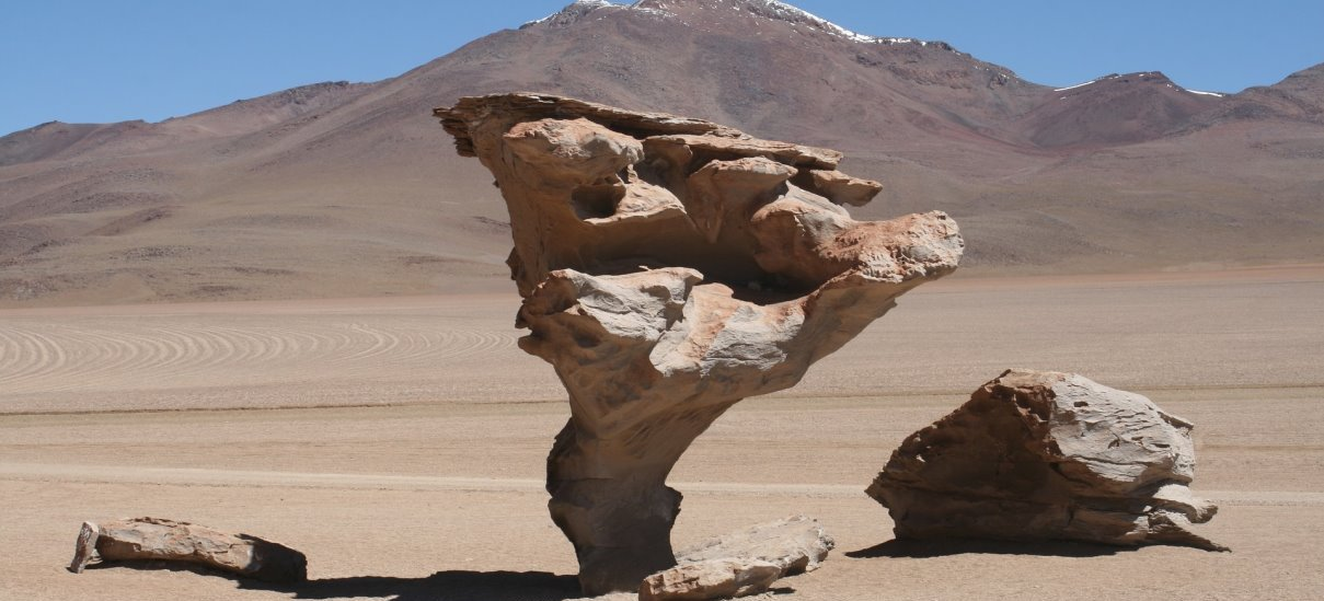 Meet travelers, discover the real Chile